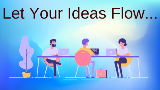 Let Your Ideas Flow Cyber Solutions